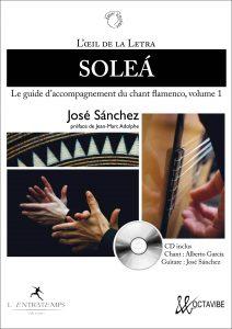 Couv livre-CD «Soleá»